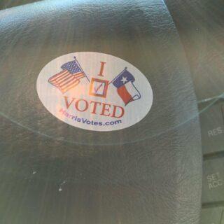 Regular voter!